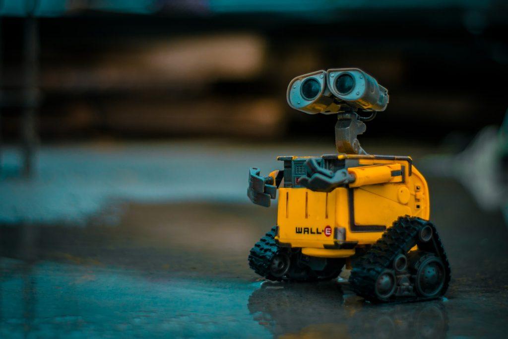 ロボットの減価償却について